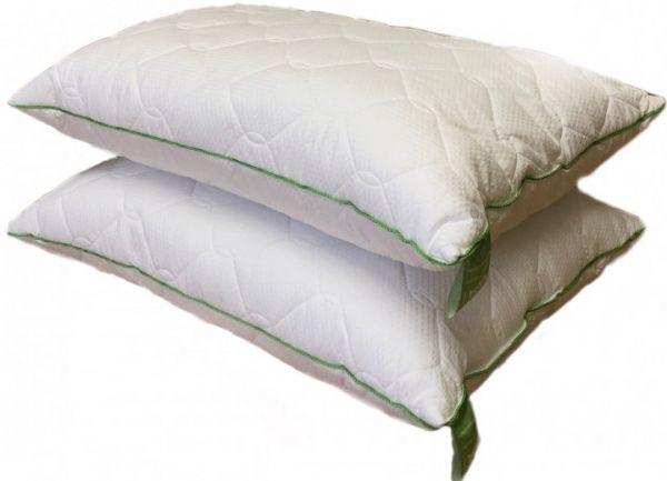 Подушка Бамбук с кантом
