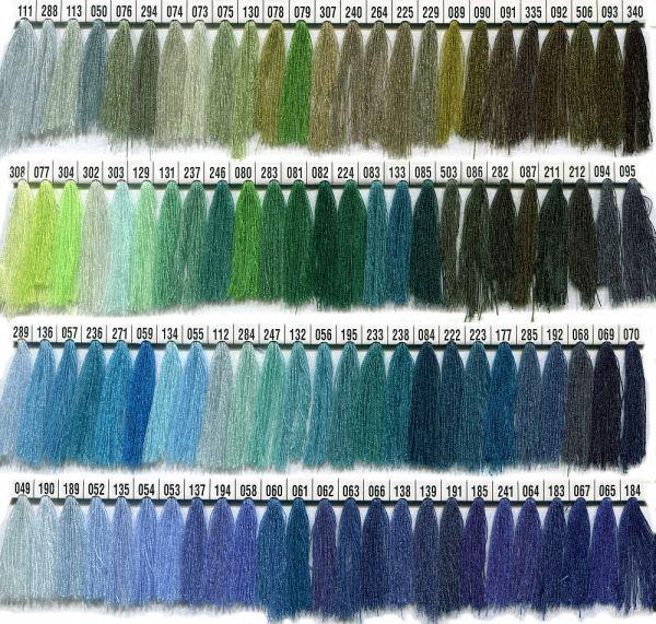 Швейные нитки 777 оптом