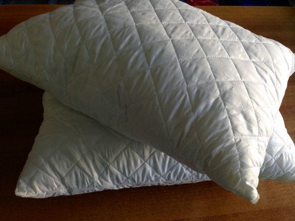 Подушка стёганная 50*70 холлофайбер